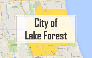 City of Lake Forest Home Valuation
