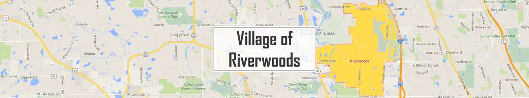 Village of Riverwoods - Property Valuation by Peter Wojciechowski